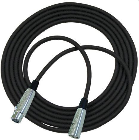 RapcoHorizon Music RM5-100 100 ft Microphone Cable with REAN Connectors RM5-100