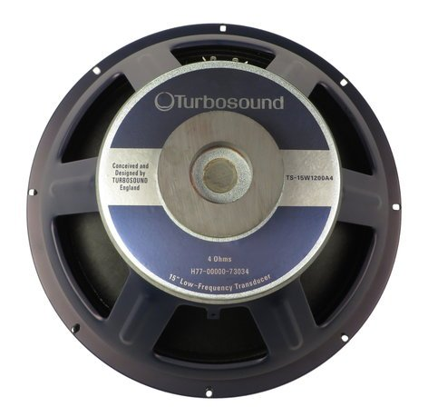 "Turbosound H77-00000-73034 15"" Woofer for Milan M15 H77-00000-73034"