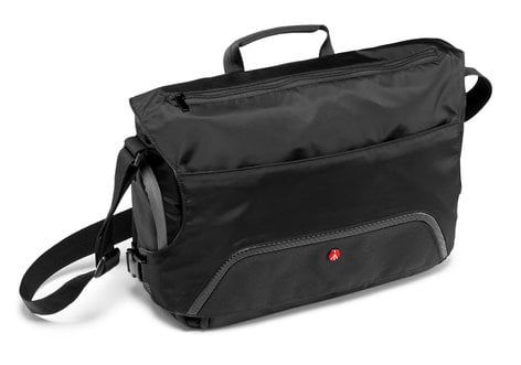 Manfrotto MB MA-M-A  Large Black Active Messenger Bag MB MA-M-A