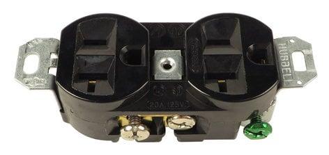 ETC/Elec Theatre Controls J2087-BK SmartBar Edison Plug J2087-BK