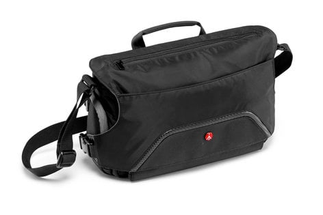 Manfrotto MB MA-M-AS  Small Black Active Messenger Bag for DSLR/CSC MB MA-M-AS