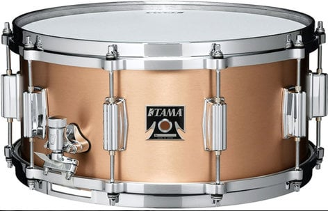 "Tama BB156  6.5""  x 14"" Bell Brass Snare Drum BB156"