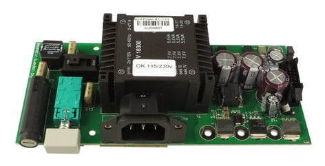 Nord USA 60231  Power IEC PCB Assembly for NP2, NC2D, NE4D, and NE4HP 60231