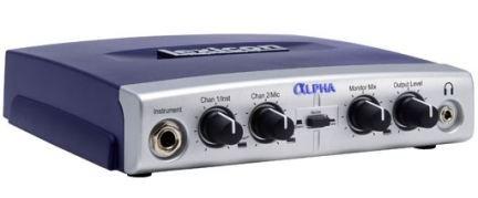 Lexicon Alpha 2x2 USB Interface ALPHA