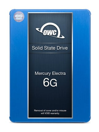 "OWC Mercury Electra 6G SSD 2.5"" Serial-ATA 7mm Solid State Drive, 120GB OWCSSD7E6G120"