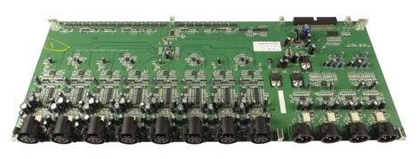 Allen & Heath 004-398X  IDR32 and IDR48 Audio I/O PCB Assembly 004-398X