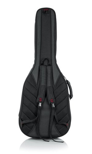 Gator Cases GB-4G-MINIACOU  4G Style Gig Bag for Mini Acoustic Guitars with Adjustable Backpack Straps GB-4G-MINIACOU