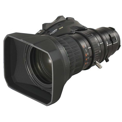 "Fujinon Inc XT20sx4.7BRM 1/3"" eXceed Standard-Telephoto ENG Lens XT20SX47BRM"