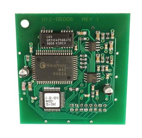 Marshall Amplification M-REVB-00007  DFX PCB for Valvestate AVT100 M-REVB-00007