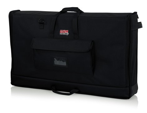 Gator Cases G-LCD-TOTE-LG Padded Nylon Carry Tote Bag for Transporting LCD Screens G-LCD-TOTE-LG