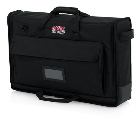 Gator Cases G-LCD-TOTE-SM Padded Nylon Carry Tote Bag for Transporting LCD Screens G-LCD-TOTE-SM