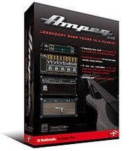 IK Multimedia AMPEG-SVX Ampeg Bass Plug-In (Electronic Delivery) AMPEG-SVX