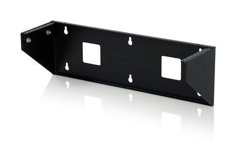 Gator Cases Rackworks GRW-VRM3U 3RU Vertical Metal Wall Rack GRW-VRM3U