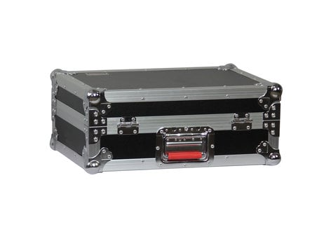 Gator Cases G-TOUR MIX 12 Hard Case for Pioneer DJM-800 and Other 12 Inch Style DJ Mixers G-TOUR-MIX-12