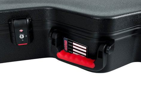 Gator Cases GTSA-GTR335  TSA Series ATA Molded Case for Gibson 335 Semi Hollow Electric Guitars GTSA-GTR335