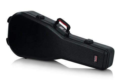 Gator Cases GTSA-GTRDREAD TSA Series ATA Molded Case for Dreadnaught Acoustic Guitars GTSA-GTRDREAD