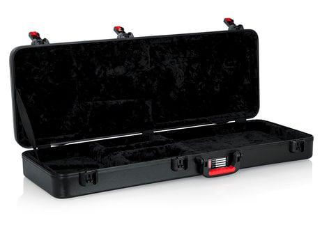 Gator Cases GTSA-GTRELEC TSA Series ATA Molded Case for Standard Electric Guitars GTSA-GTRELEC