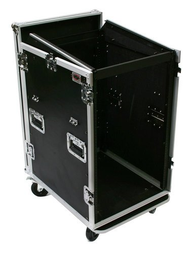 Elite Core Audio MC12U-20SL  OSP MC12U-20SL 20 Space ATA Mixer/Amp Rack 12 Space Depth and Standing Lid MC12U-20SL