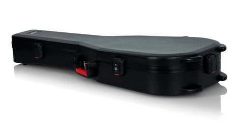 Gator Cases GTSA-GTRCLASS TSA Series ATA Molded Case for Classical Style Acoustic Guitars GTSA-GTRCLASS