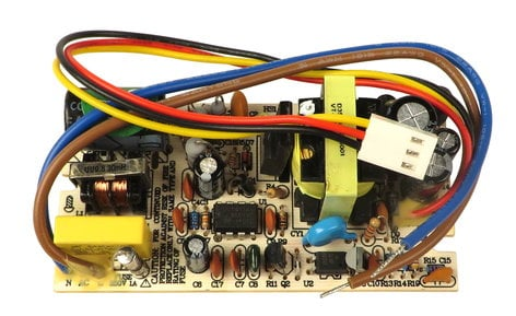 ADJ Z-D01-101795-01 Power Supply PCB for P64 LED Z-D01-101795-01