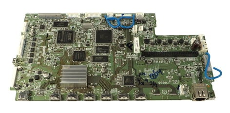 Yamaha ZK144809 HDMI PCB Assembly For RX-V677 And RX-A740 (REFURBISHED)