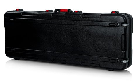 Gator Cases GTSA-KEY76 TSA Series ATA Molded 76-Note Keyboard Case with Wheels GTSA-KEY76