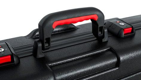 Gator Cases GTSA-KEY88D TSA Series ATA Molded Deep 88-Note Keyboard Case with Wheels GTSA-KEY88D