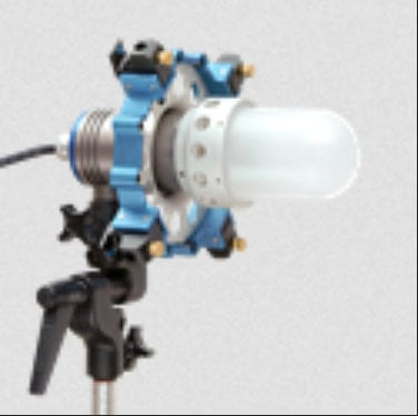 Chimera Lighting 9950 Triolet with 2-Pin lamp and Quck Release Speed Ring 9950