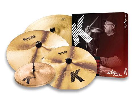 zildjian k0800 k series cymbal pack full compass systems. Black Bedroom Furniture Sets. Home Design Ideas
