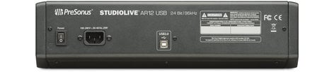 PreSonus STUDIOLIVE-AR12 14-channel Hybrid Performance and Recording Mixer STUDIOLIVE-AR12