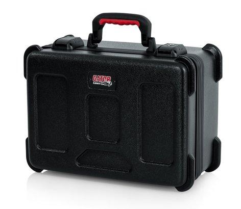 Gator GTSA-MIC15 TSA Series ATA Case for Up to (15) Wired Microphones and Accessories GTSA-MIC15
