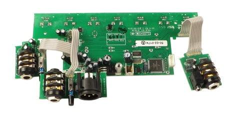 Line 6 50-02-0174  Main PCB for LowDown Studio 110 50-02-0174