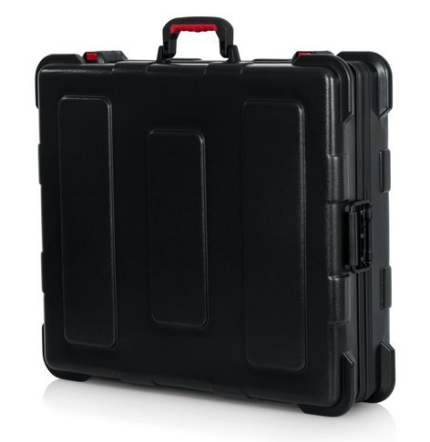 "Gator Cases GTSA-MIX222506 TSA Series ATA Molded Mixer Case, 22""x25""x6"" GTSA-MIX222506"