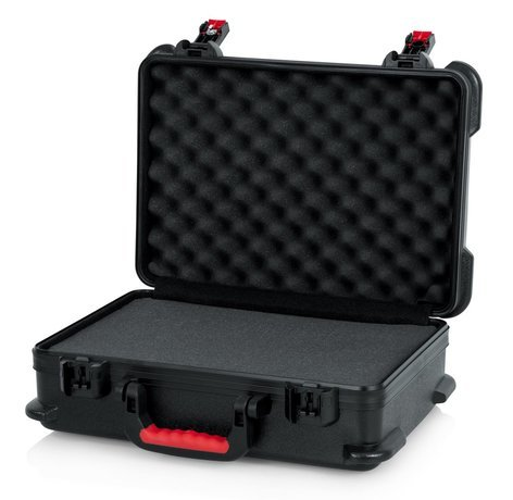 "Gator Cases GTSA-UTLDF111605 TSA Series ATA Molded Utility Case with Diced Foam Interior, 11""x16""x5"" GTSA-UTLDF111605"