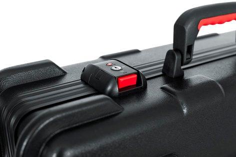 "Gator Cases GTSA-UTLDF222508 TSA Series ATA Molded Utility Case with Diced Foam Interior, 22""x25""x8"" GTSA-UTLDF222508"
