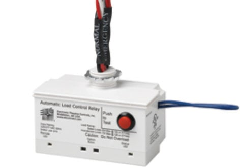 ETC/Elec Theatre Controls Automatic Load Control Relay Designed for 0-10V fixtures and Ballasts ALCR-DIN