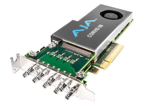 AJA Video Systems Inc CORVID-88-S  Eight Independently Configurable SDI Channels CORVID-88-S