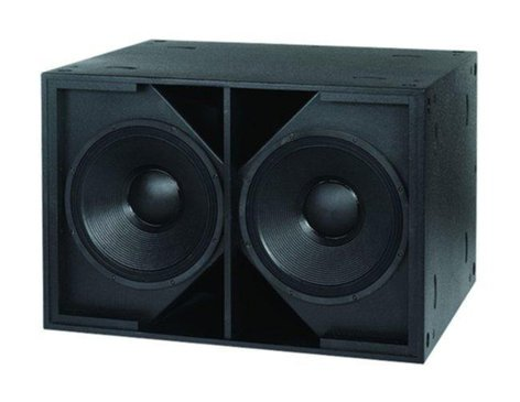 "Tannoy VS218DR High Power Direct Radiating 2 x 18"" Subwoofer VS218DR"