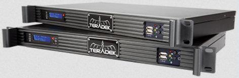Teradek Slice 356 Decoder Rack Mount HD-SDI H.264 Decoder 10-0356