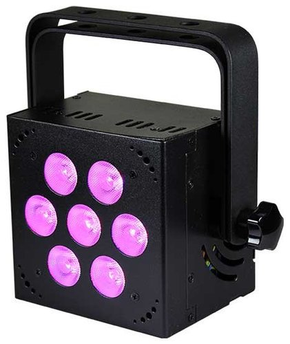 Blizzard Lighting HotBox RGBA Quad Color LED Fixture HOTBOX-RGBA