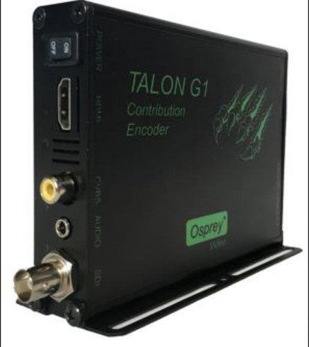 Osprey Video Talon G1 Hardware Encoder Hardware encoder with 3G-SDI, HDMI and CV Inputs TALON-G1-ENCODER