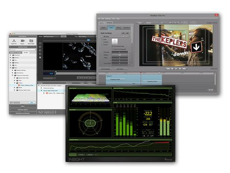 Avid Media Composer Production Pack Media Composer Production Pack 9935-71667-00  MEDIA-COMP-PROD-PACK