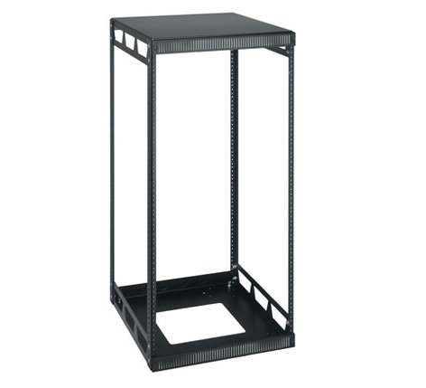 "Middle Atlantic Products 5-21-26 [RESTOCK ITEM] Slim-5 Rack (21 Space, 36"" Tall, 26"" Deep) 5-21-26-RST-01"
