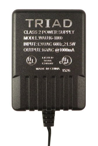 Peavey 30900660 AC Adaptor for Non USB PV-6, PV-8, and CD Mix 9072A 30900660