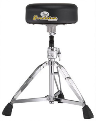 Pearl Drums D1000SPN Roadster Throne With Shock Absorber Post D1000SPN
