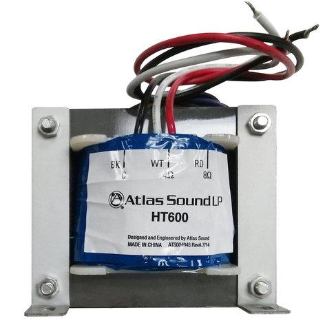 Atlas Sound HT600  600-Watt 70.7V Line Transformer  HT600