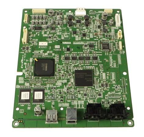 Yamaha WZ353701  DM PCB Assembly for PSR-S750 WZ353701