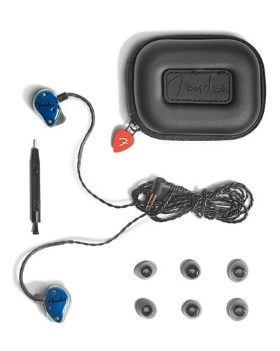 Fender FXA2 Professional In-Ear Monitors With Custom 9.25 mm Drivers FXA2