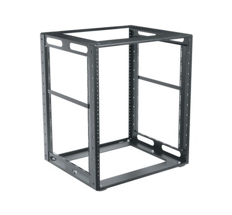 "Middle Atlantic Products CFR-16-16 16RU, 16"" Deep CFR Series Cabinet Frame Rack CFR-16-16"