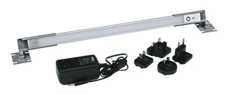 Middle Atlantic Products Single LED Work Light 1RU Rackmount LED Work Light LT-CABUTL-SINGLE